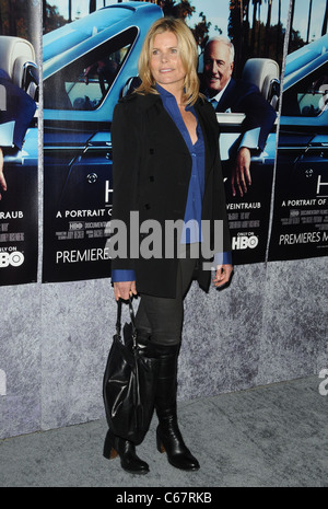 Mariel Hemingway at arrivals for HIS WAY Premiere, The Paramount Theater, Los Angeles, CA March 22, 2011. Photo - Stock Photo