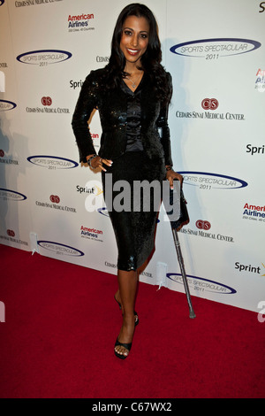 Tracy Broughton at arrivals for 26th Anniversary Sports Spectacular, Hyatt Regency Century Plaza Hotel, Los Angeles, - Stock Photo