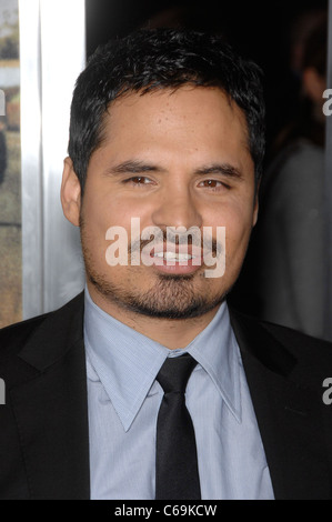Michael Pena at arrivals for THE LINCOLN LAWYER Premiere, Arclight Hollywood, Los Angeles, CA March 10, 2011. Photo - Stock Photo