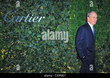 New York City Mayor Michael Bloomberg at arrivals for The MoMA Museum of Modern Art PARTY IN THE GARDEN, Cullman - Stock Photo