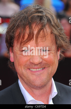 As part of the Harry Potter and the Deathly Hallows Part 2 release Stock Photo, Royalty Free ...