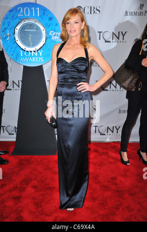 Marg Helgenberger at arrivals for American Theatre Wing's 65th Annual Antoinette Perry Tony Awards - ARRIVALS, Beacon - Stock Photo