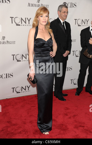 Marg Helgenberger  at arrivals for American Theatre Wing's 65th Annual Antoinette Perry Tony Awards - ARRIVALS, - Stock Photo