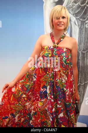Michaela Schaffrath at the Lara Awards (Der Deutsche Games Award) at Coloneum. Cologne, Germany - 30.06.2010 - Stock Photo
