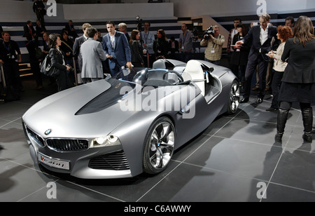 Bmw Vision Connected Drive Concept Car Auto Show International