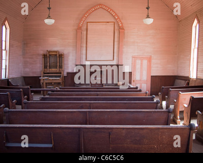 Bodie Ghost Town, California, USA - Stock Photo
