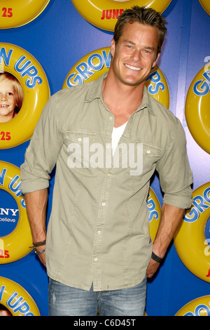Alec Musser New York premiere of 'Grown Ups' at the Ziegfeld Theatre - Arrivals New York City, USA - 23.06.10 - Stock Photo