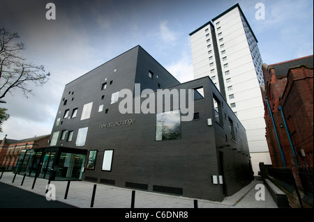 New Art Exchange gallery, Nottingham - Stock Photo