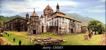 Ancient Armenian Church - Stock Photo