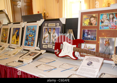 Atmosphere Charity boxing event 'Hassle at the Castle' at Oheka Castle in Huntington Long Island, New York, USA - Stock Photo