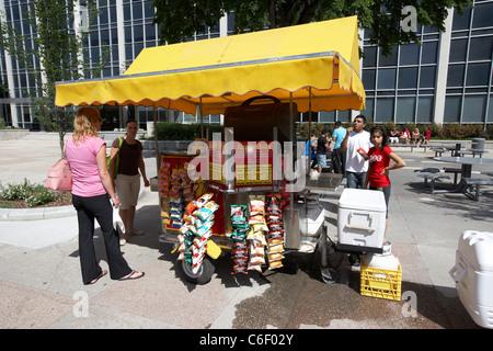 Hot Dog Cart Manitoba