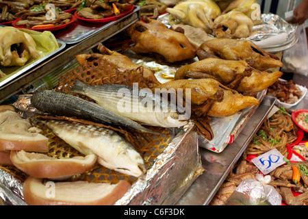 Bangkok Street Food Cooking Oil