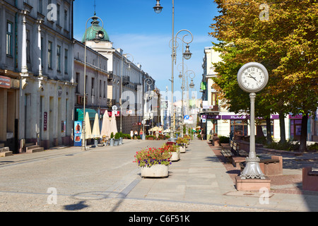 Kielce, Old Town, Poland - Stock Photo
