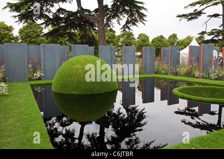 The World Vision Garden Gold Medal Winner at Hampton Court Palace ...