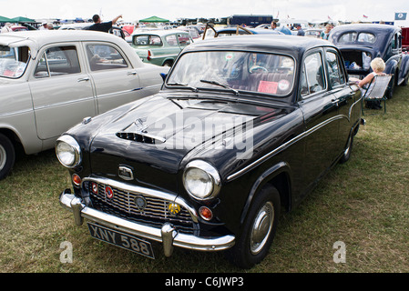 1950s Austin A55 saloon car at an English show in 2010 - Stock Photo