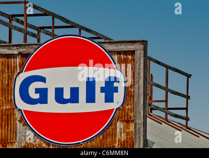 gulf oil logo stock photo, royalty free image: 97382684 - alamy