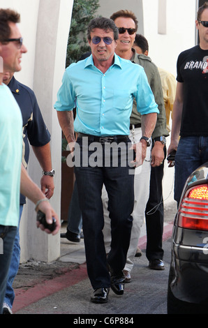 Cafe Roma Beverly Hills Sylvester Stallone
