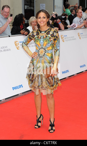 Lenora Crichlow Philips British Academy Television Awards 2010 (BAFTA) held at the London Palladium - arrivals. - Stock Photo