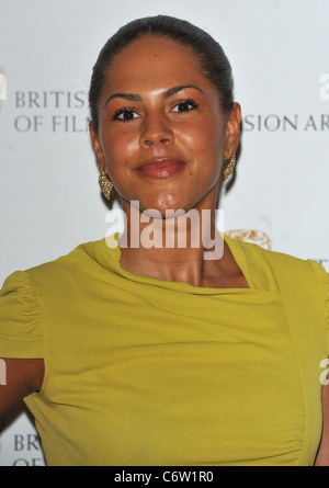 Lenora Crichlow British Academy Television Craft Awards held at the London Hilton. London, England - 23.05.10 - Stock Photo