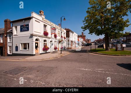 The High Street Tenterden Kent England UK - Stock Photo