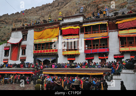 Hemis Gompa festival Ladakh India Stock Photo: 3705601 - Alamy