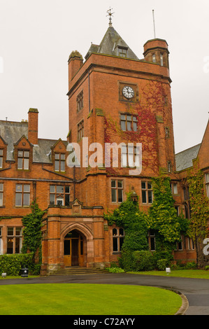Campbell College, Belfast - Stock Photo