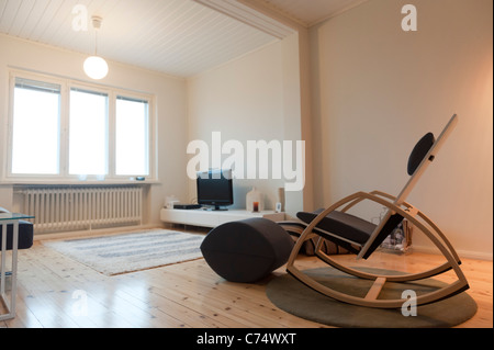 Modern Finnish living room interior Stock Photo: 280500934 - Alamy