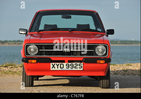 1977 ford escort rs 1800 engine stock photo royalty free. Black Bedroom Furniture Sets. Home Design Ideas