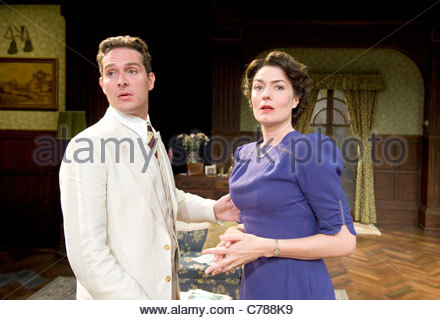 The Browning Version by Terence Rattigan - Stock Photo