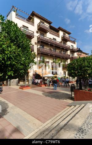 Hotel Monopol Puerto De La Cruz Teneriffa