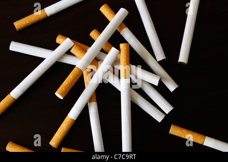 cigarettes | Zigarretten - Stock Photo