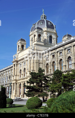 Museum of Natural History, Vienna, Austria, The Naturhistorisches Museum Wien - Stock Photo