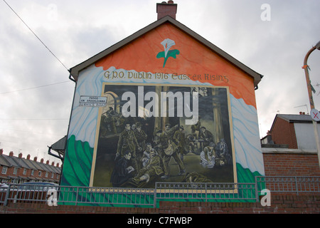 6 g p o belfast stock photo royalty free image for Dublin wall mural