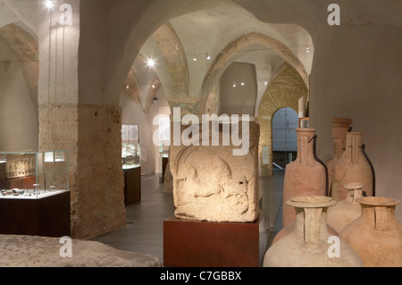 Luxembourg City. National Museum of Art and History. - Stock Photo