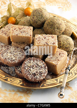 Pakistani confection - Stock Photo
