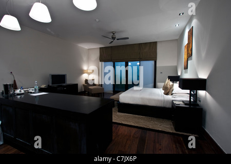 Suite at The Fortress Resort & Spa, Galle - Sri Lanka - Stock Photo