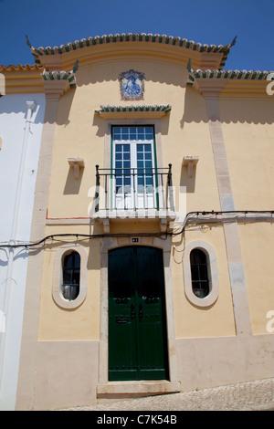 Portugal, Algarve, Pademe, Colourful Architecture - Stock Photo