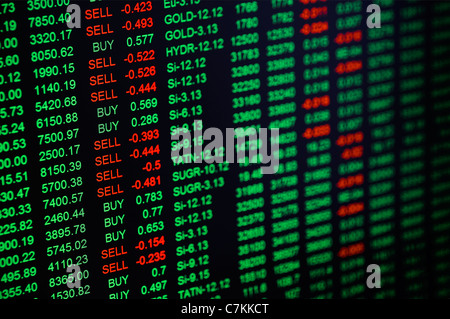 Where can I find stock market quotes in Toronto?