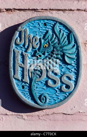 Mythical Sea Horse Stock Photo Royalty Free Image