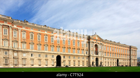 Italy, Campania, Caserta, the Royal Palace - Stock Photo