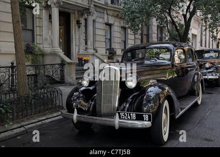 Buick 8 automobile - Stock Photo
