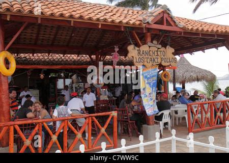 Managua Nicaragua El Malecon Puerto Salvador Allende Lake Xolotlan inland port waterfront recreational area Ranchito - Stock Photo