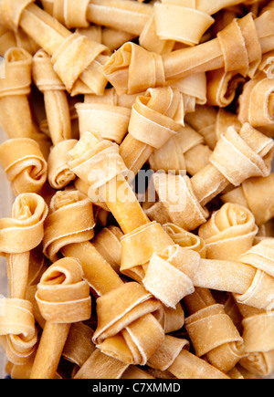 artificial bones background - Stock Photo