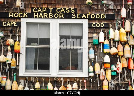 Capt Cass, Cape Cod - Stock Photo