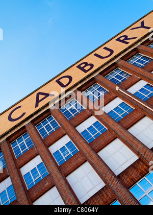 how to make cadbury chocolate in factory