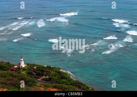 Lighthouse vortex - Stock Photo