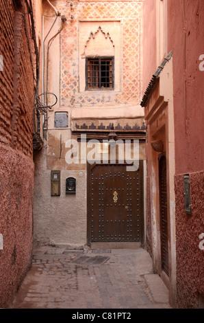 Marrakesh Medina - Stock Photo