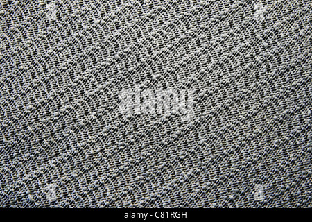 rubber black non-skid sticky surface pad background texture - Stock Photo