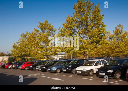Phoenix Road Park And Ride Car Park Nottingham