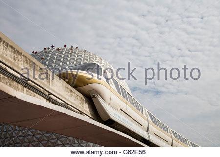 Usa, Florida, Orlando. Epcot Center, Walt Disney World - Stock Photo